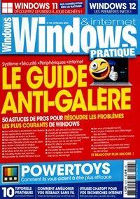 Windows & Internet Pratique - Abonnement 12 mois