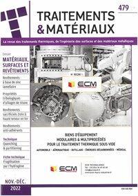 Traitements & Matériaux - Abonnement 12 mois