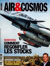 Air & Cosmos - Abonnement 12 mois
