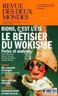 Revue des Deux Mondes - Abonnement 12 mois