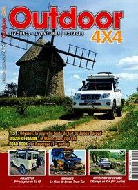 Outdoor 4x4 - Abonnement 12 mois