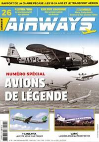 Airways - Abonnement 12 mois
