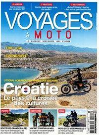 Voyages à Moto - Abonnement 12 mois