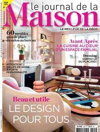 ART Le Journal de la Maison - Abonnement 12 mois