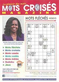Mots Croises Magazine - Abonnement 12 mois