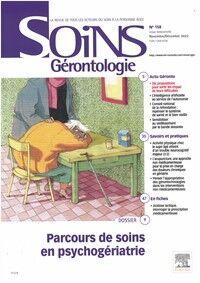 Soins Gérontologie - Abonnement 12 mois