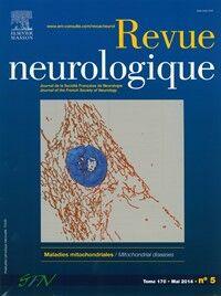 Revue Neurologique  - Abonnement 12 mois