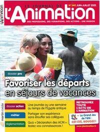 Le Journal de l'animation - Abonnement 12 mois