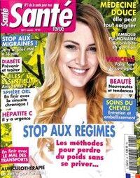 Santé Revue - Abonnement 12 mois