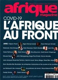 AM Afrique magazine - Abonnement 12 mois