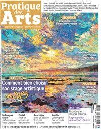 Pratique des Arts - Abonnement 12 mois