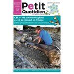 PTQ-80763 Un vrai journal pour donner le goût de la lecture ! - Economisez... par LeGuide.com Publicité