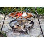 Cookking Braséro en Acier Bali + Grill Inox sur Trépied 180 cm Le braséro... par LeGuide.com Publicité