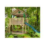 axi  Axi Maison Enfant Bois Cabane + Toboggan + Bac à Sable Simba L?aire... par LeGuide.com Publicité