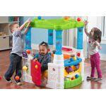 step2  Step2 Maisonnette Enfant en Plastique Wonderball Fun House Votre... par LeGuide.com Publicité