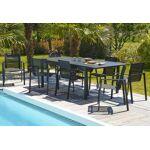 dcb garden  DCB Garden Salon de Jardin Miami en Aluminium Table 240 cm... par LeGuide.com Publicité