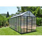 palram  Palram Serre de Jardin en Aluminium et Polycarbonate Glory 11,8... par LeGuide.com Publicité