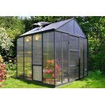palram  Palram Serre de Jardin en Aluminium et Polycarbonate Glory 6 m²... par LeGuide.com Publicité