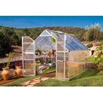 palram  Palram Serre de Jardin en Aluminium et Polycarbonate Essence 9... par LeGuide.com Publicité