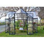 palram  Palram Serre de Jardin Polycarbonate Orangerie (365x242x269) La... par LeGuide.com Publicité