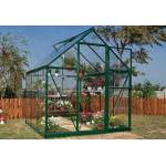 palram  Palram Serre de Jardin Verte Polycarbonate Aluminium 2 x 2 m ?... par LeGuide.com Publicité