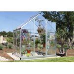 palram  Palram Serre de Jardin Grise Polycarbonate Aluminium 1 x 2 m ?... par LeGuide.com Publicité