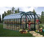 palram  Palram Serre de Jardin Polycarbonate et PVC 6 x 2,5 m ? Grand Gardener... par LeGuide.com Publicité