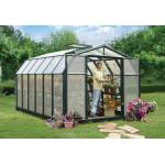 palram  Palram Serre de Jardin Polycarbonate et PVC 4 x 2,5 m ? Hobby Gardener... par LeGuide.com Publicité