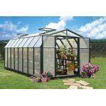 palram  Palram Serre de Jardin Polycarbonate et PVC 5 x 2,5 m ? Hobby Gardener... par LeGuide.com Publicité
