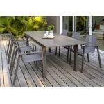 dcb garden  DCB Garden Table de Jardin Extensible en Aluminium Zahara 240/300... par LeGuide.com Publicité