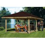 weka  Weka Tonnelle Bois Vario XXL (433x778) Votre tonnelle en bois de... par LeGuide.com Publicité