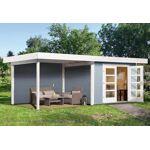 weka  Weka Abri Design Chill-Out 3 28mm (14,16 m²: 590x240 ou 17,7m²: 590x300)... par LeGuide.com Publicité