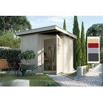 weka  Weka Abri Jardin Bois d'Angle Quinta 21mm (209x205) Votre abri... par LeGuide.com Publicité