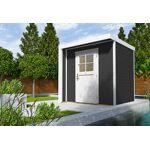 weka  Weka Abri de Jardin en Bois Riva 4,3 m² (2 Coloris) L?abri de jardin... par LeGuide.com Publicité