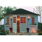 solid  Solid Abri de Jardin Bois Nancy 28mm (305x305cm) Votre abri de jardin... par LeGuide.com Publicité