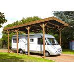 madeira  Madeira Carport Camping-Car Bois Traité Autoclave (802x404) Le... par LeGuide.com Publicité