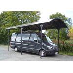 habrita  Habrita Carport Camping-Car Aluminium et Polycarbonate (760x362x360cm)... par LeGuide.com Publicité