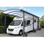 Gardendreams Carport Camping-Car Aluminium et Polycarbonate 16 mm 800x300x330cm... par LeGuide.com Publicité