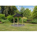 karibu  Karibu Kiosque de Jardin en Bois de Pin Traité Lissabon 2,6 m²... par LeGuide.com Publicité