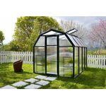 palram  Palram Serre de Jardin Verte Polycarbonate et PVC 2,5 x 2 m ? EcoGrow... par LeGuide.com Publicité