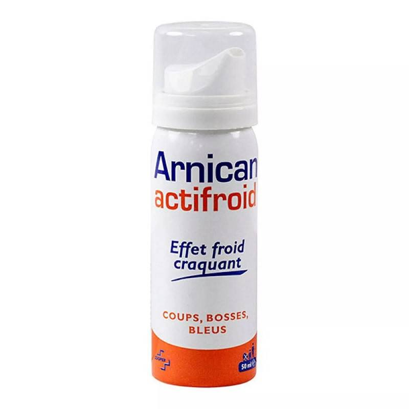 Cooper Arnican Actifroid Spray - 50ml