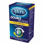 Optone Double Action Yeux irrités - 10ml Double Action Yeux irrités Optone,... par LeGuide.com Publicité