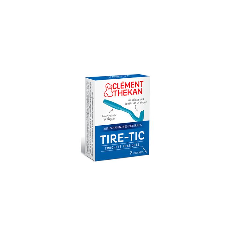 Clement Thekan Clément thékan tire-tic 2 crochets