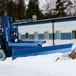 rolleco  Rolleco Chasse neige 1500 mm pour chariot élévateur Ce chasse-neige... par LeGuide.com Publicité
