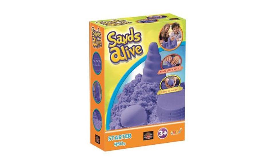 Sands Alive Sable à modeler Alive Sand : 2 / bleu