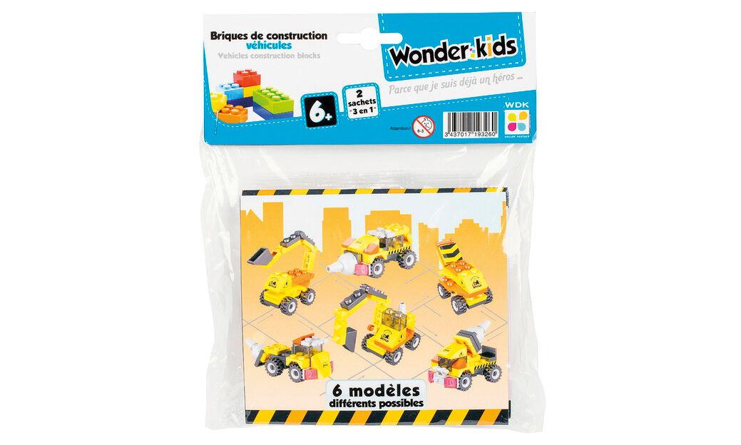 Groupon Goods Brique De Construction - Assortiment 6 Modèles Unisex Child