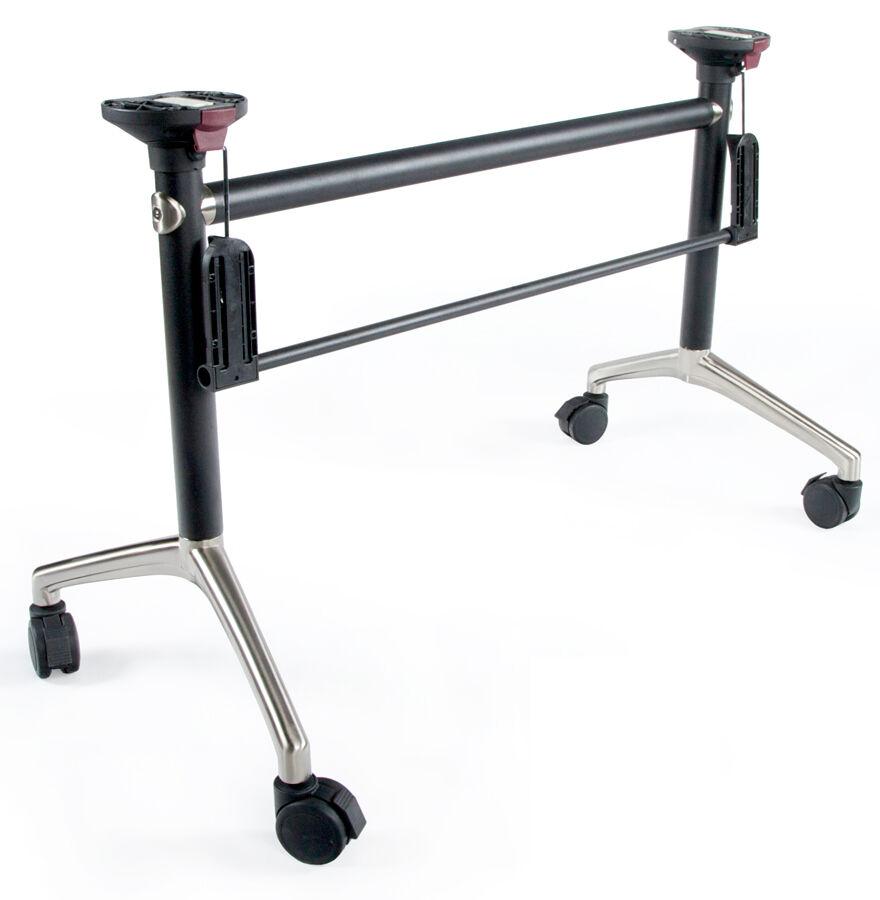 Alterego Pied de table 'FLEXO BASE' avec structure inclinable
