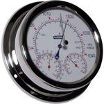 vion  VION Baromètre HI-SENS Thermo/Hygro intégré inox Diam: 150 mm VION... par LeGuide.com Publicité