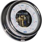 vion  VION Baromètre HI-SENS. Luxe inox diam:150 mm (Luxe avec mouvement... par LeGuide.com Publicité
