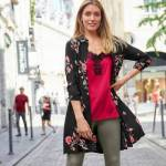blancheporte  Blancheporte Longue chemise imprimée fleuri TAILLE ? Long.... par LeGuide.com Publicité